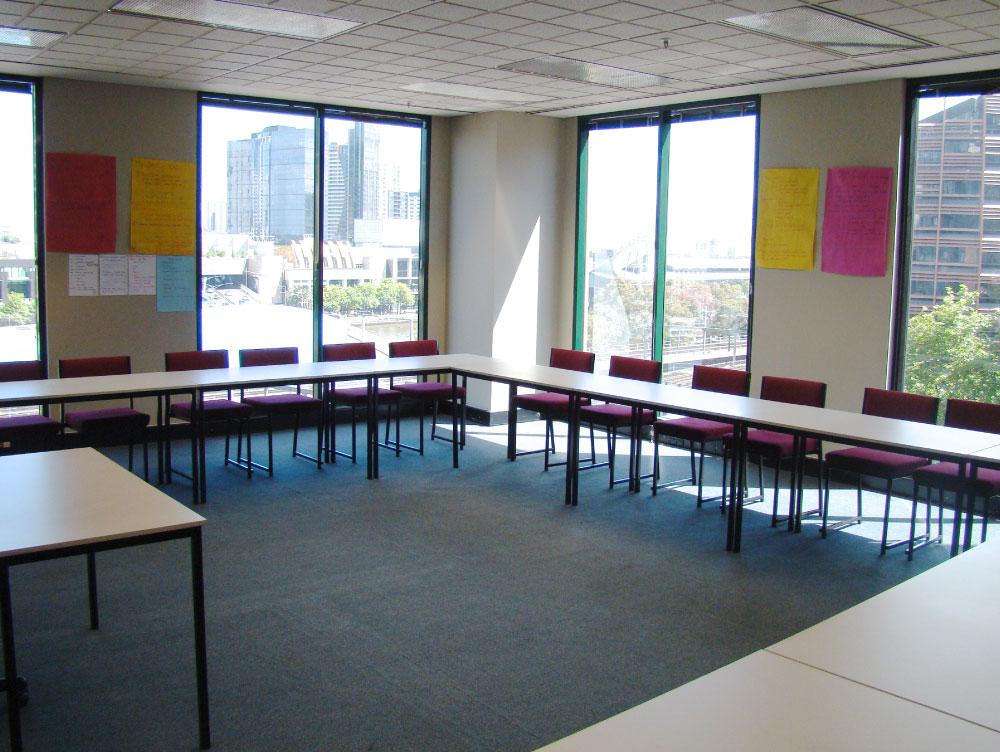 classroom- ance